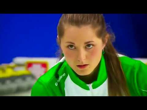 2017 Scotties Tournament of Hearts -Englot (MB) vs. Barker (SK) - Draw 3