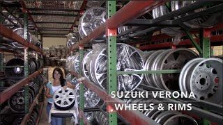 Factory Original Suzuki Verona Rims & OEM Suzuki Verona Wheels – OriginalWheel.com
