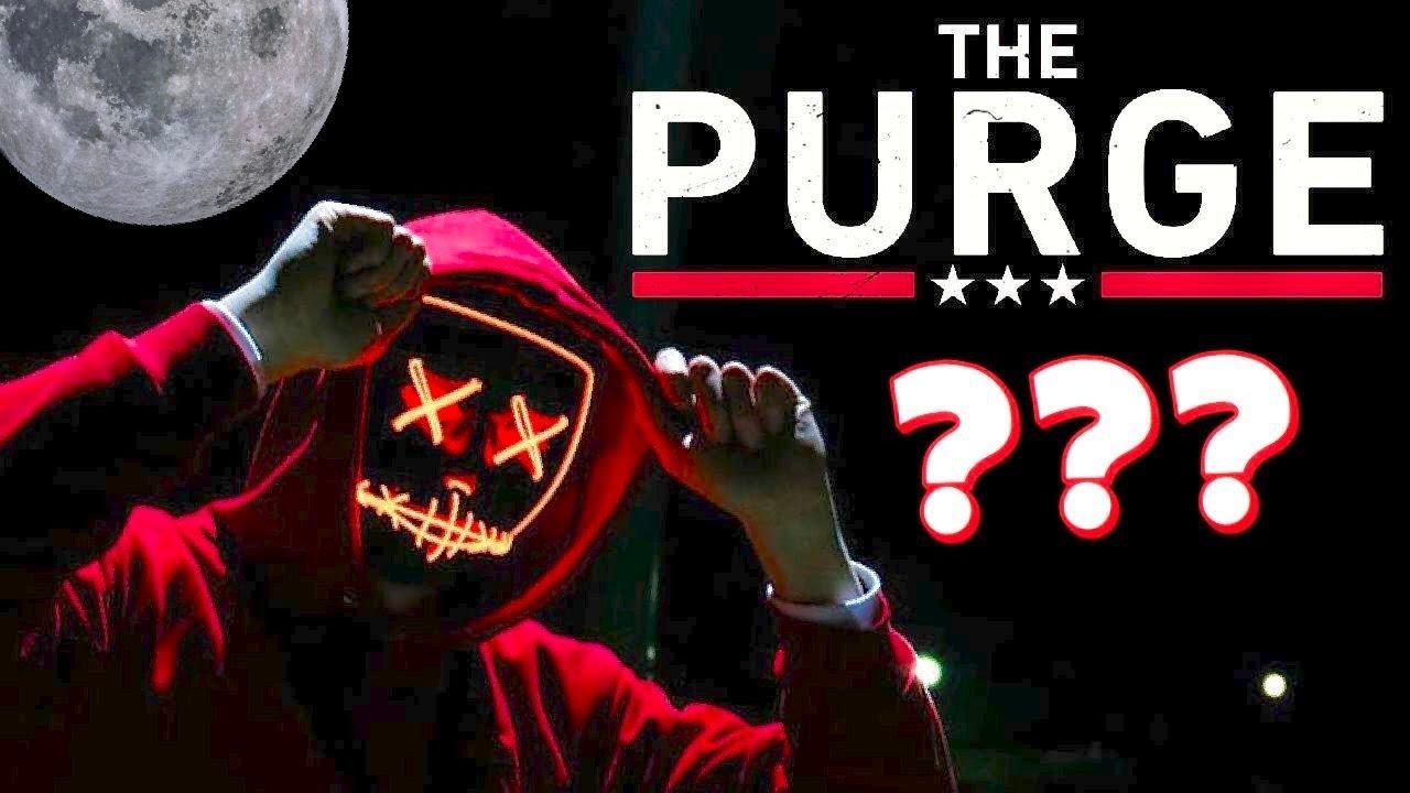 Purge 5 (2020) Title REVEALED + NEW Images - YouTube