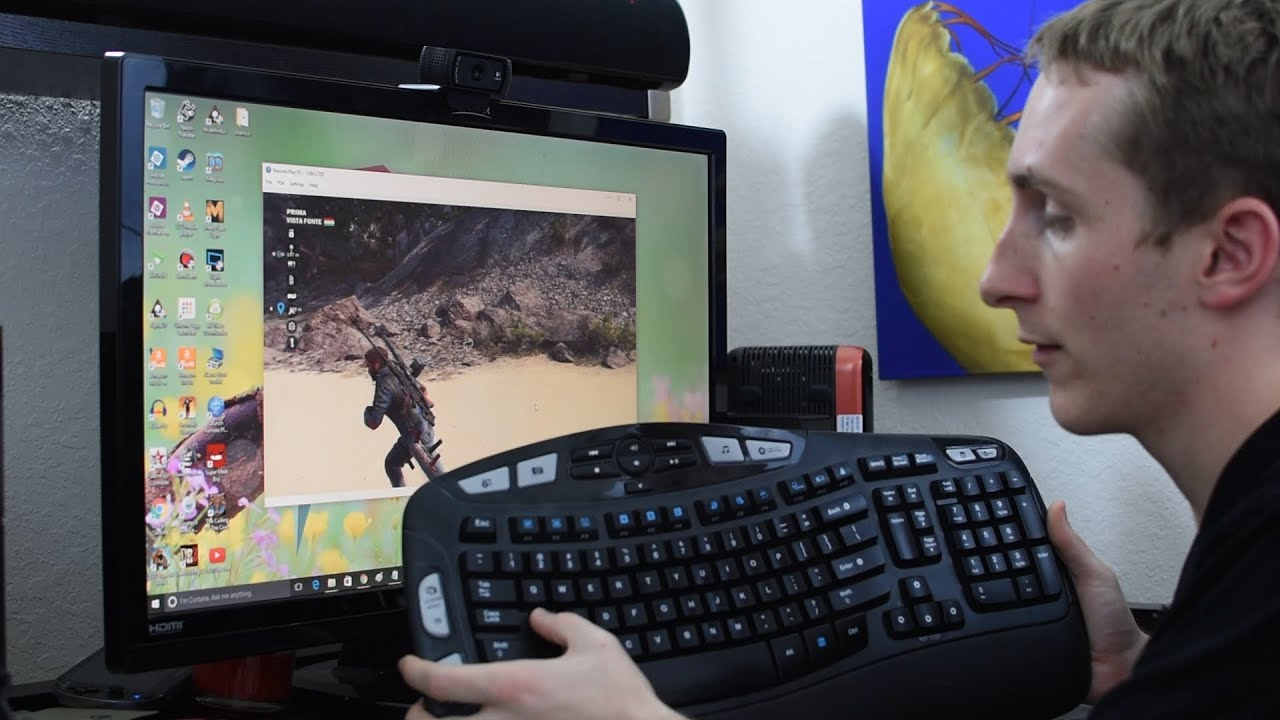 how to remote play ps4 to laptop