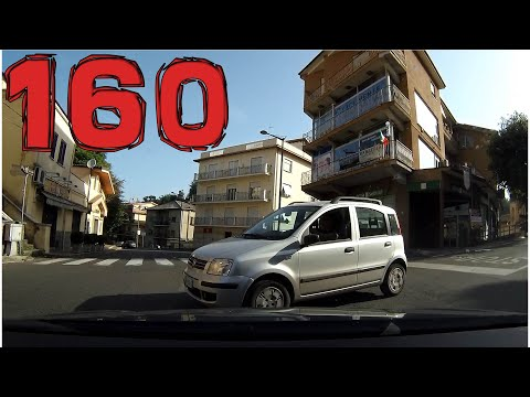 Bad Drivers of Italy - Episode #160