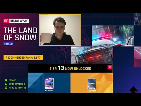 Play Asphalt 9 Drive Race In Himalayas To Get Nitro Unloch Tires