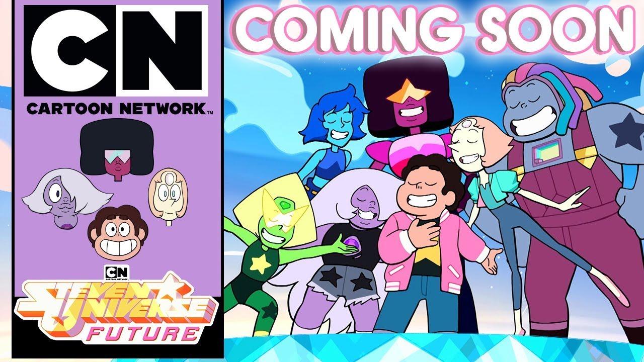 Steven Universe | Steven Universe Future | Cartoon Network UK 🇬🇧