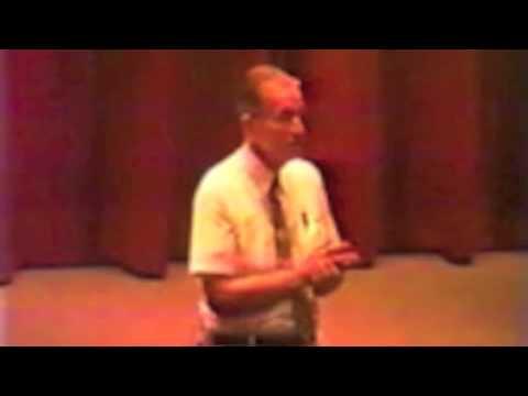 Colonel John Boyd USAFRet. Presentation Q&A