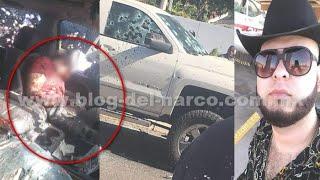 Cantor Famoso é Assassinado com 300 Tiros | 09/07/2019