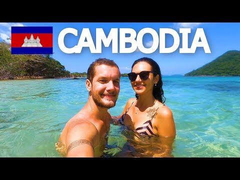 PARADISE IN CAMBODIA: KOH RONG SAMLOEM 🇰🇭
