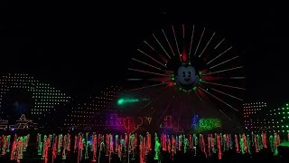 4K World of Color WINTER DREAMS 2014-2015 2160p Disney California Adventure