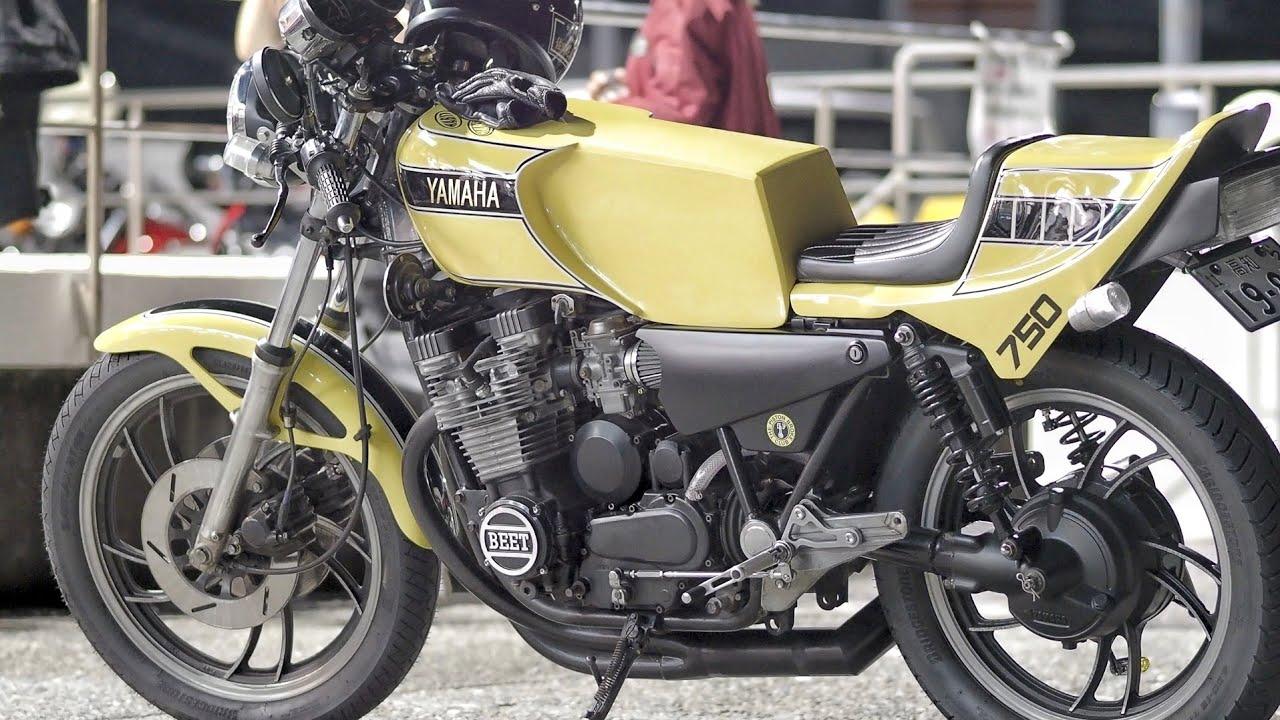 XJ750 CB750 CBX400F CBX550F GS400 XJ400D TW200 GSX400E Japanese motorcycle videos