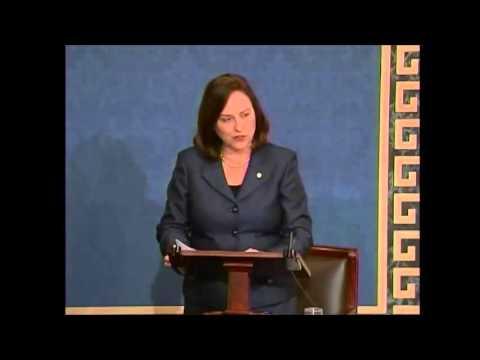 Fischer Delivers Maiden Senate Floor Speech