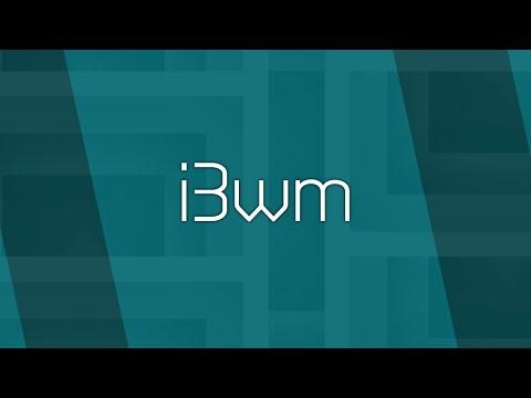i3wm: Configuration (2/3)
