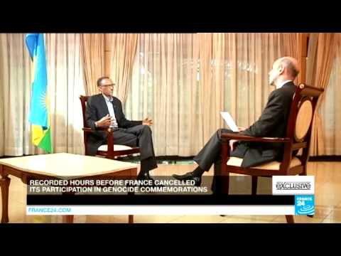 THE INTERVIEW EXCLU KAGAME