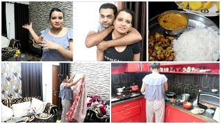Hum Se Naa Ho Payegi Exercise(Reason)  Evening Home Cleaning