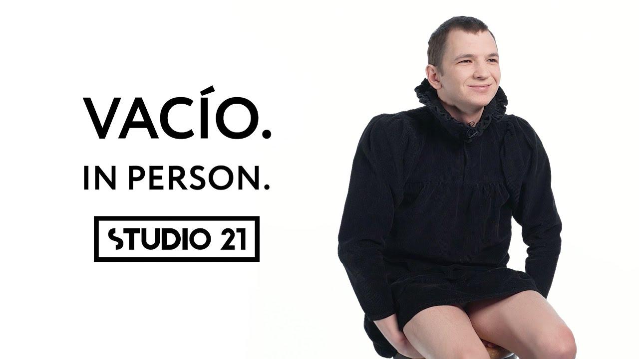VACÍO | IN PERSON
