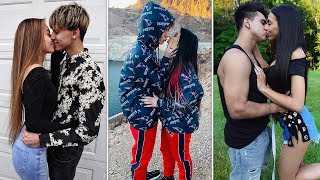 Top 10 The Most Beautiful Couples - Real Life Musically Cutest Couples 2018