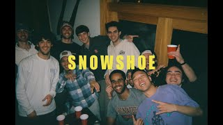 THE GANG GOES TO SNOWSHOE AGAIN
