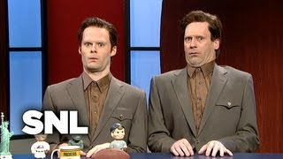 Game Time With Randy And Greg: The Super Bowl And Greg Multiplies - SNL
