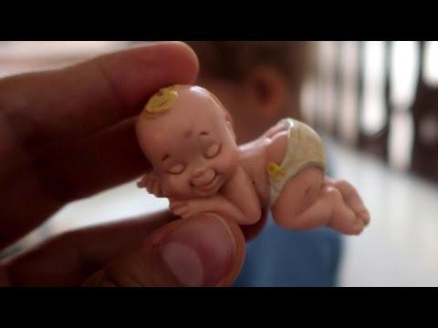 فيديو أصغر بيبي شفته!