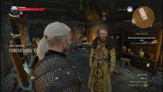 The Witcher 3: Wild Hunt – Forefather Eve Quest