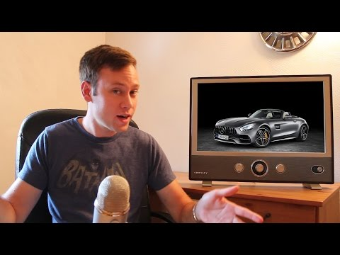Mercedes-AMG GT C Debut and Other Car News! Weekly Update