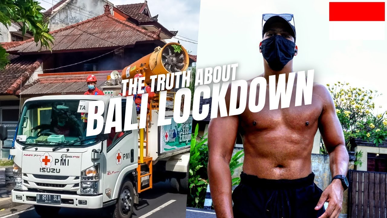 Why Everyone is Leaving Bali Now? 🇮🇩  (How To Stay Strong 💪)