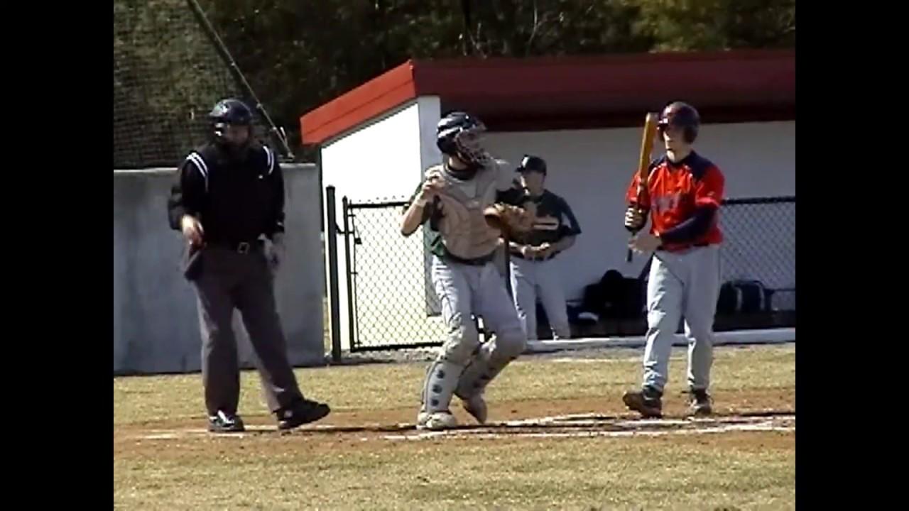 Clinton CC - ACC Baseball  4-1-10