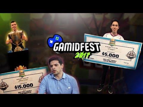 ¡ÚLTIMO CLASIFICATORIO DEL GAMIDFEST! $10,000 EN PREMIOS!!