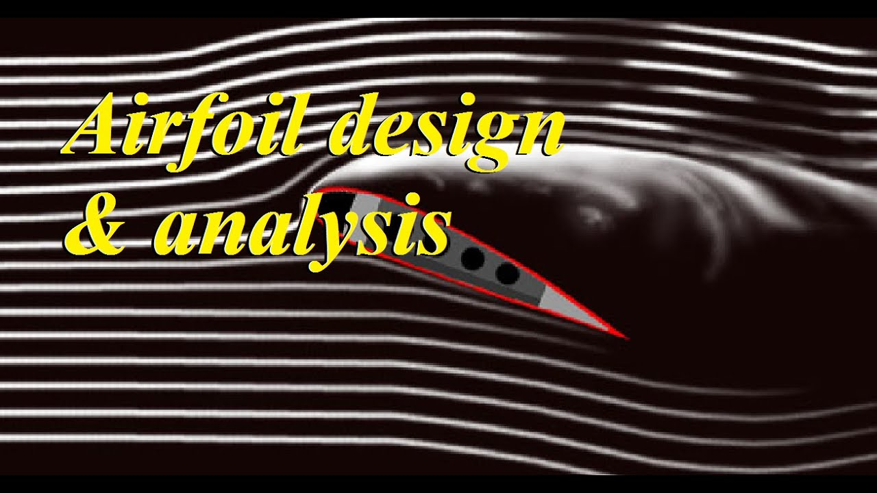 XFLR5 - Airfoil design and analysis