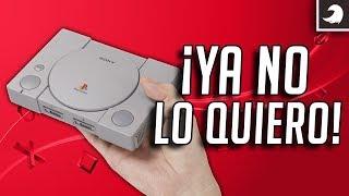 ¿Por qué ya nadie quiere comprar la PlayStation Classic Mini? | Tocby