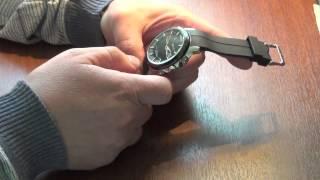 Обзор наручных часов  Лорус Lorus Покупка из английского интернет магазина