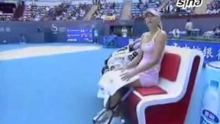 Maria Sharapova Is Her Last Name Jankovic