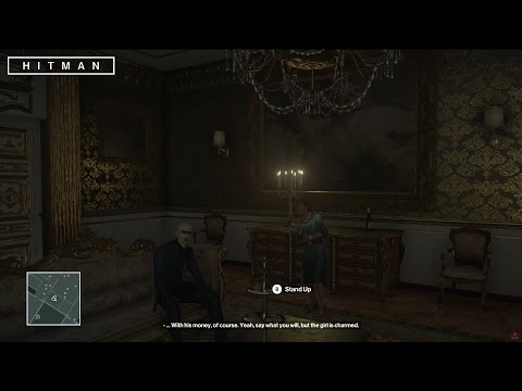 Hitman - Paris - To Your Very Good Health & Knockout Punch Assassinations