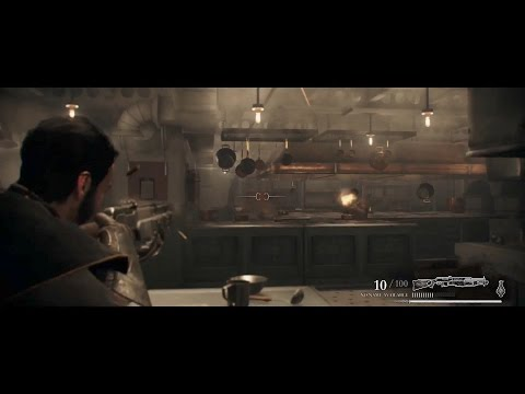 The Order 1886 Gameplay Demo - Playstation Experience Trailer (The Order 1886 Gameplay)