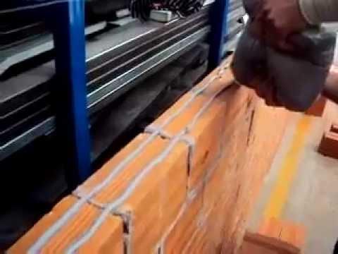 Pega para ladrillo o bloque youtube - Pegamento de escayola para alisar paredes ...