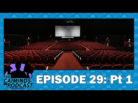 Movie Originality - Caiminds Podcast Ep. 29 (Part 1)