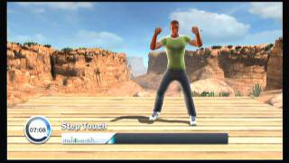 Fat Burning - Fit In Six - Wii Workouts
