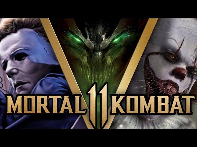 TOP 5 Guest Characters - Mortal Kombat 11