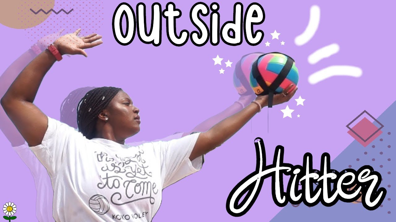 How To Be A Volleyball Outside Hitter!
