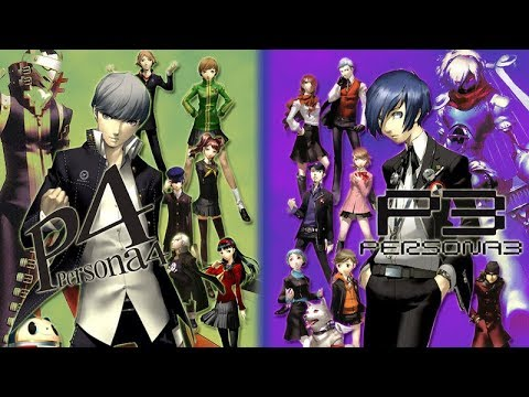Persona 4 COMING TO PS4!|And Persona 3 remake/remaster