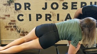 AMAZING *Back Cracking* Low Back Pain RELIEF