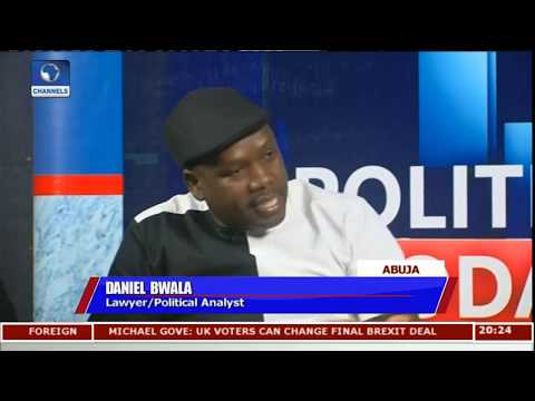 PDP Missed The Chance To Produce Nigeria's President In 2019 - Daniel Bwala Pt 3 | Politics Today |