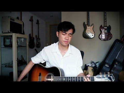 TAEYANG- WAKE ME UP (Acoustic English/Korean cover)