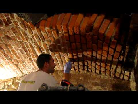 Comment faire des joints de brique 1 divx youtube - Comment faire de la barbotine de ciment ...