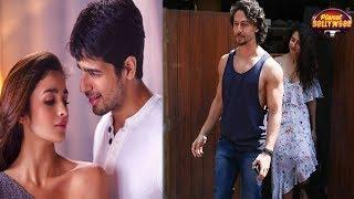 Alia Bhatt Flies To Beau Sidharth | Tiger Shroff Wants To Screen 'Munna Michael' For Disha