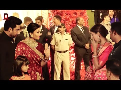 Aishwarya Rai Abhishek Bachchan Shweta Bachchan Arrives At Isha