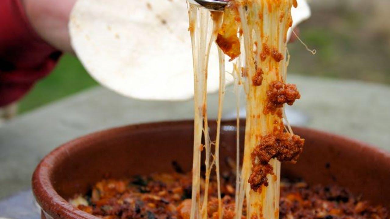 Recetas de platillos con queso asadero