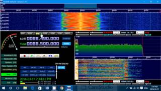 How to setup FM for Wideband FM listening of local FM stations on HDSDR software