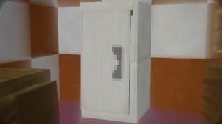 minecraft fridge cool