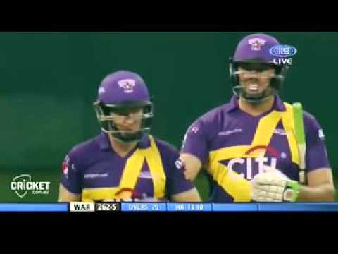 All Stars Cricket Sachin blasters vs warne warriors highlights  match two   Full Highlights