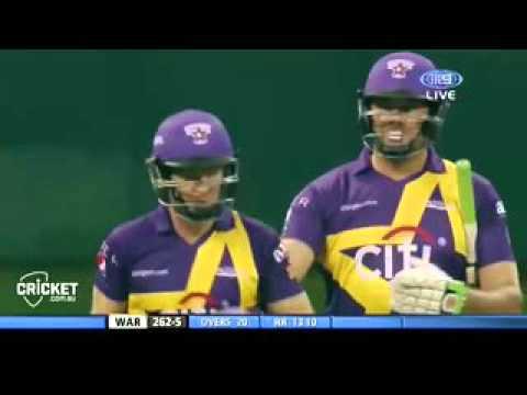 All Stars Cricket Sachin blasters vs warne warriors highlights  match two   Full Highlights thumbnail
