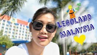 Travel Vlog #14 ✈️ LEGOLAND MALAYSIA (Ninjago) | sazzon ♡